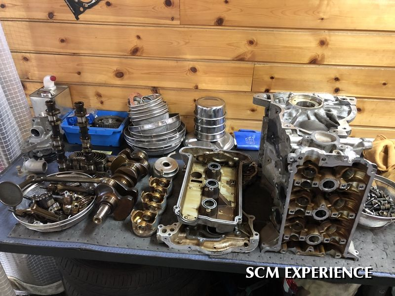 ジムニー K6A エンジンオーバーホール JA22 ジムニー専門店